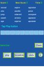 Word Vocab Game screenshot 3/3