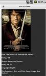 IMDB Movie Details Android screenshot 1/2