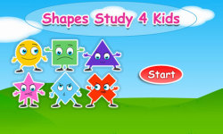 Shapes Study For Kids screenshot 1/3