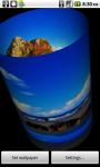 Cylinder Live Wallpaper screenshot 4/6