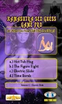 Kamasutra Guess Game Pro free screenshot 2/3