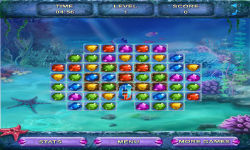 Sea Treasure Match free screenshot 2/4