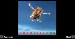 Top Shakira Music Videos screenshot 2/2