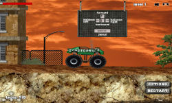 Monsterl Truck  Game screenshot 4/4