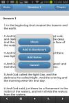 Bible English screenshot 3/3