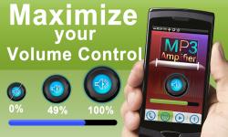 MP3 Amplifier : Sound Booster screenshot 3/3