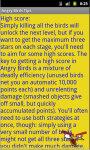Angry Birds Tips screenshot 4/4