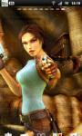 Tomb Raider Live Wallpaper 1 screenshot 1/3