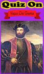 Vasco Da Gama Quiz screenshot 1/4