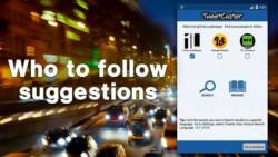 TweetCaster Pro for Twitter total screenshot 1/6