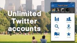 TweetCaster Pro for Twitter total screenshot 3/6