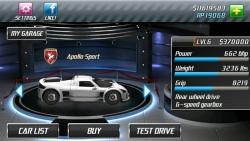 Nitro Nation: Drag Racing screenshot 5/6