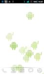 Androids Live Wallpaper screenshot 3/3