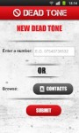 Dead Tone App screenshot 3/4
