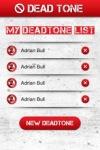 Dead Tone App screenshot 4/4
