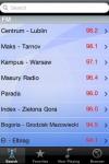 Radio Poland Live screenshot 1/1