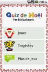 Quiz de Noël en français screenshot 1/5
