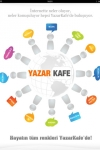 Yazarkafe screenshot 1/1