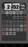 3D Flip Clock Widgets WHITE screenshot 1/1