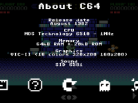 Micro C64 screenshot 2/4