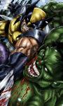 Incredible Hulk Live Wallpaper screenshot 2/4