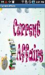 Current Affairs-2013 screenshot 1/5