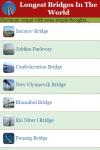 Longest Bridges in the World screenshot 2/3