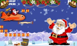 Flying  Santa  screenshot 2/4
