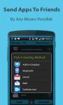 APK Share/Bluetooth App Send screenshot 2/6