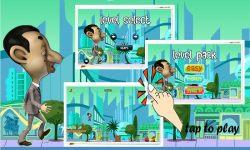 Mr Bean Run Game screenshot 2/2