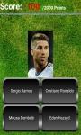 Football Players Quiz 2015 screenshot 5/5