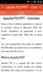 Learn Apache POI Powerpoint  screenshot 3/3