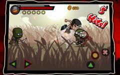 KungFu Warrior select screenshot 3/5