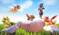 Little Dragon Heroes World Sim screenshot 1/6