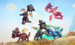 Little Dragon Heroes World Sim screenshot 4/6