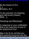 Birth of a Son screenshot 1/1