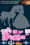 Puzzle Shapes - Princesses screenshot 1/6