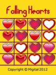 Falling Hearts Free screenshot 1/6