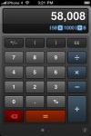 Calcbot  The Intelligent Calculator screenshot 1/1