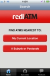 rediATM Finder screenshot 1/1