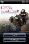 Canon 5D Mark II & 50D - Advanced Topics screenshot 1/1
