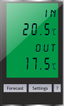 Thermometer Electronic screenshot 1/3