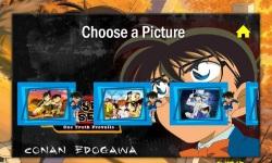 Detective Conan Puzzle screenshot 2/5
