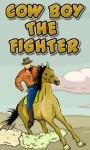 Cowboy The Fighter screenshot 1/1
