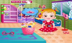 Baby Hazel In Disneyland screenshot 3/6
