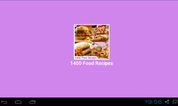 Amazing Food Recipes screenshot 1/4