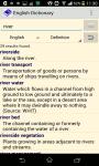 Comprehensive English Dictionary screenshot 1/3