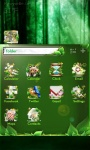 Forest GO Launcher screenshot 3/6