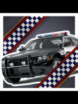 Police Car Speed Race screenshot 3/3