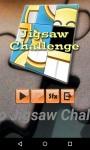 Jigsaw Challange screenshot 1/2